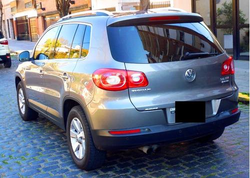 volkswagen tiguan 2.0 tiptronic service oficiales en 2013