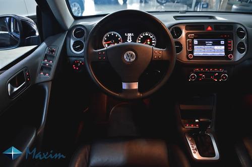 volkswagen tiguan 2.0 tsi  16v 200cv tiptronic 5p blind