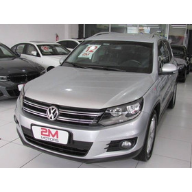 Volkswagen Tiguan 2.0 Tsi 16v Turbo Gasolina 4p Blindada