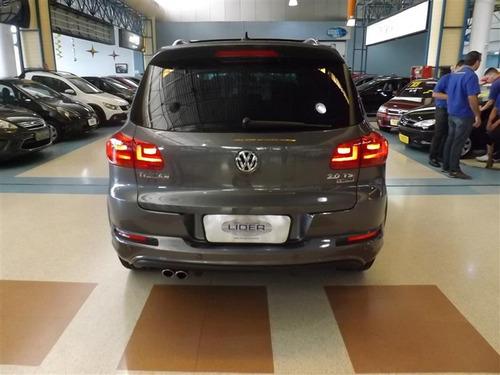 volkswagen tiguan 2.0 tsi 16v turbo gasolina 4p tiptronic 20