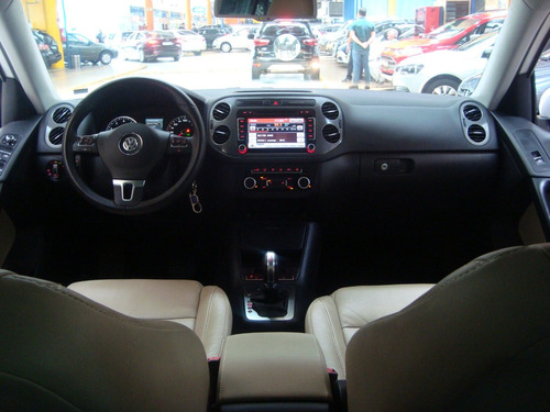 volkswagen tiguan 2.0 tsi 2013 branco automatico (53.000 km)