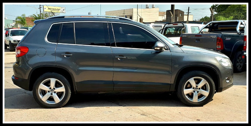 volkswagen tiguan 2.0 tsi 4m exclusive 2011
