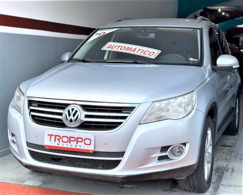 volkswagen tiguan 2.0 tsi aut 2010