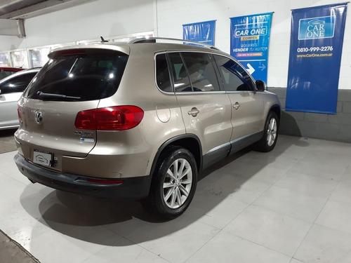 volkswagen tiguan - 2.0 tsi exclusive dg