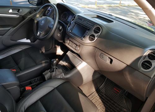 volkswagen tiguan 2.0 tsi exclusive mt 2012 usado muy bueno