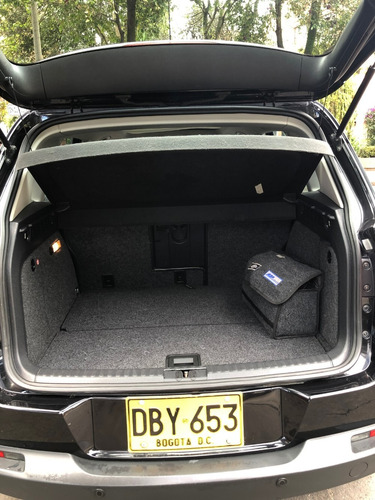 volkswagen tiguan 2.0 tsi full equipo sunroof y cuero bogotá