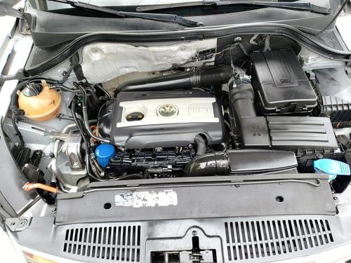 volkswagen tiguan 2.0 turbo 2010