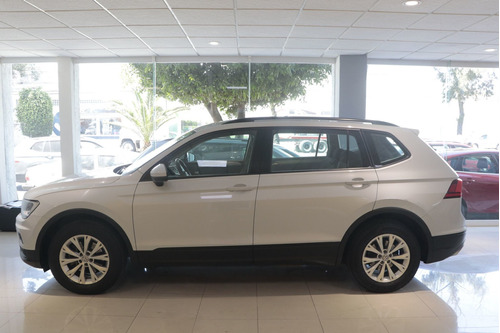 volkswagen tiguan 2018 1.4 trendline plus at