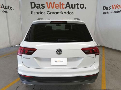 volkswagen tiguan 2018 5p comfortline l4/1.4/t aut