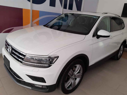 volkswagen tiguan 2018 5p highline l4/2.0/t aut