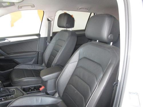 volkswagen tiguan 2018 comfortline piel