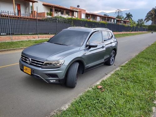 volkswagen tiguan 2018 highline 2.0 turbo