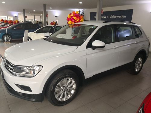 volkswagen tiguan 2019 1.4 trendline plus at