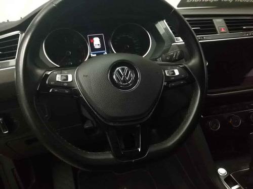 volkswagen tiguan 2019 5p confortline l4/1.4/t aut piel