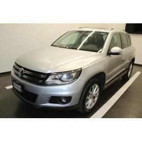 Volkswagen Tiguan 5p Track & Fun 4 Motion Tiptronic Climatr
