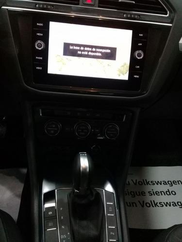 volkswagen tiguan all space 1.4 trendline entrega inmediata