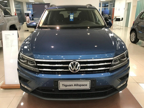 volkswagen tiguan allspace 2.0 comfortline dsg 2019 rn #a7