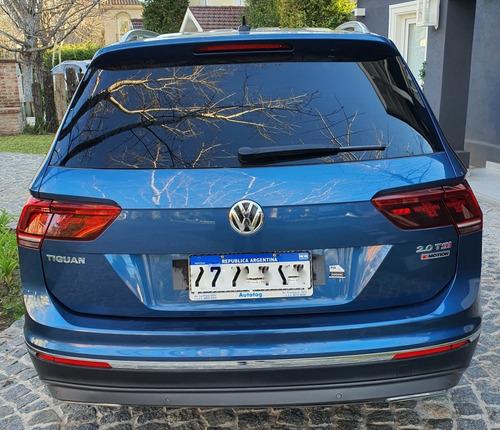 volkswagen tiguan allspace 2.0 tsi highline dsg 2018