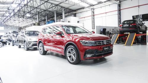 volkswagen tiguan allspace r-line blindado nível 3 a 2018