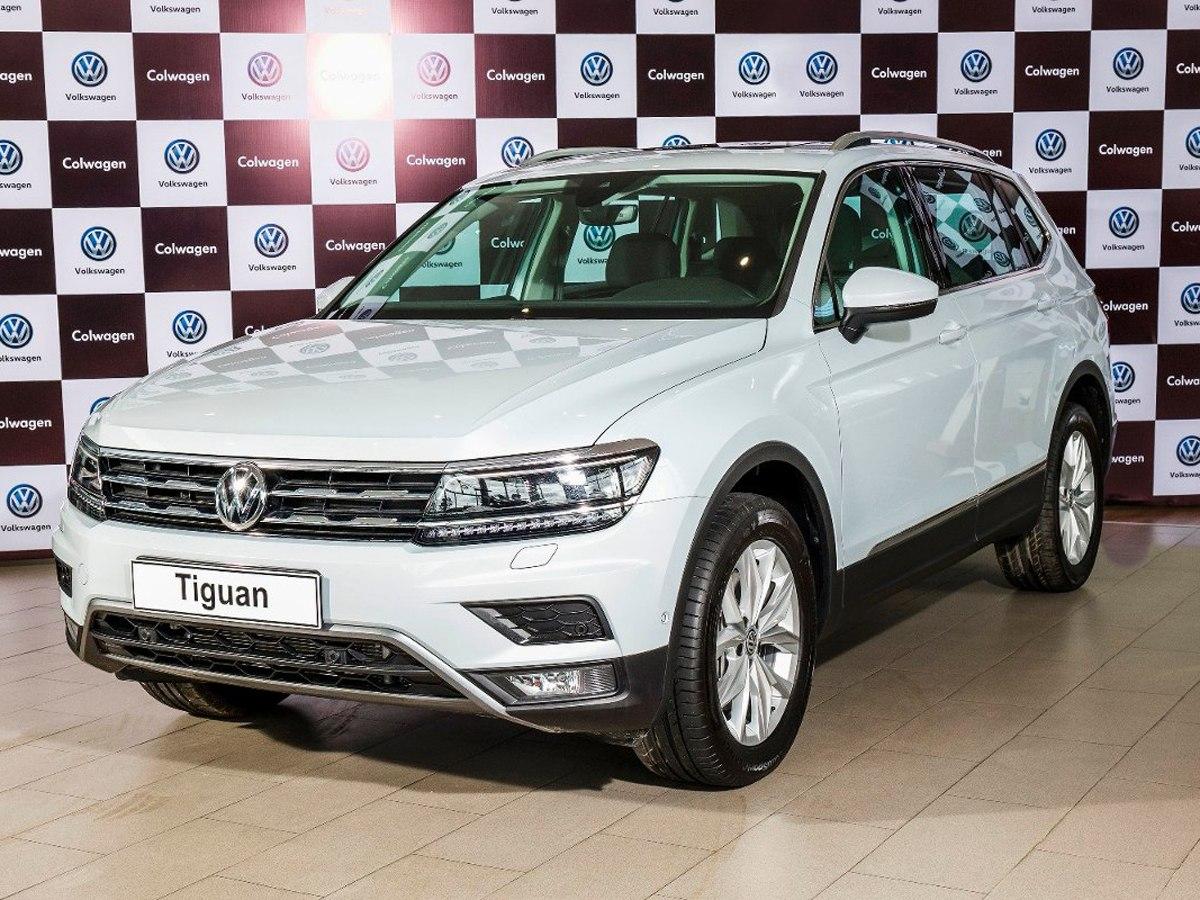 Volkswagen Tiguan Comfortline 2019 119 900 000 En