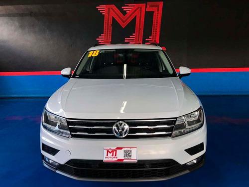volkswagen tiguan comfortline at 2018 plata blanco $ 345,900