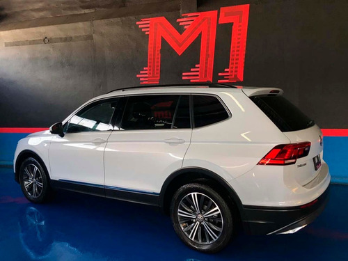 volkswagen tiguan comfortline at 2018 plata blanco metalico