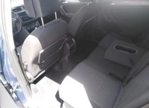 volkswagen tiguan / motor 2.0 / 21000 km / automatica / gris