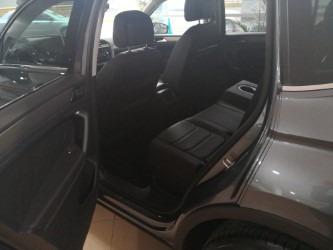 volkswagen tiguan  piel 1.4 comfortline dsg 5pas 2018