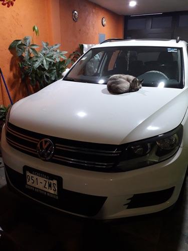 volkswagen tiguan sport & style 1.4