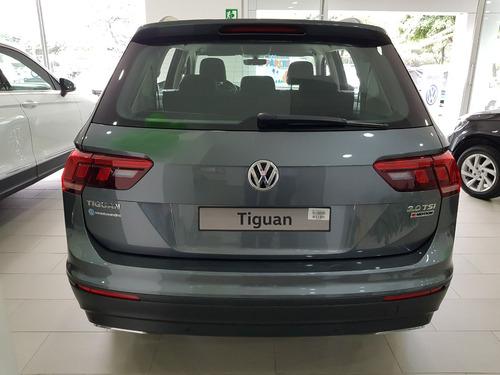 volkswagen tiguan trendline 2.0 turbo awd