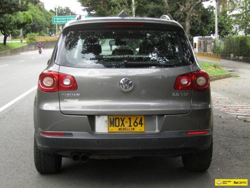 volkswagen tiguan tsi 2.0 at turbo las mas full