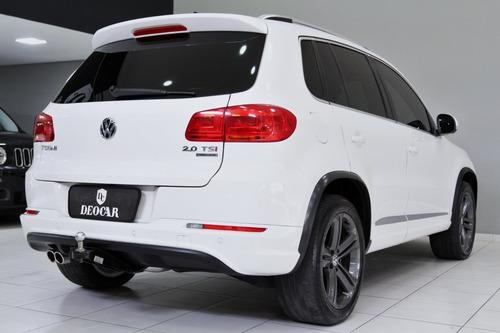 volkswagen tiguan tsi 2.0 r-line-2013/2014