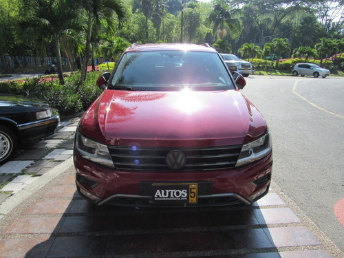 volkswagen tiguan tsi 4x4 at sec turbo cc2000