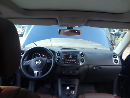 volkswagen tiguan van 5p track fun l4/2.0/t aut nave piel