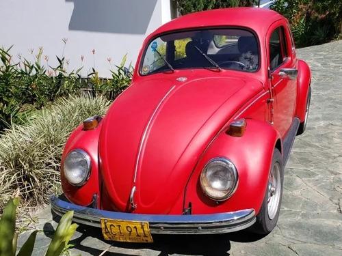 volkswagen tipo1 1961 2 puertas 1500