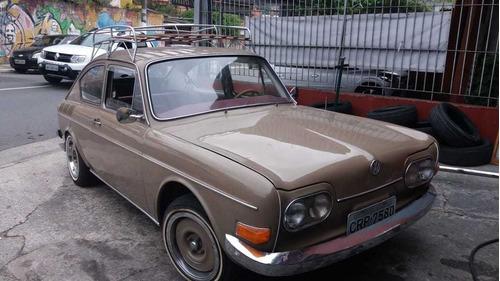 volkswagen tl-1600 (brasília / fusca / variante /kombi)