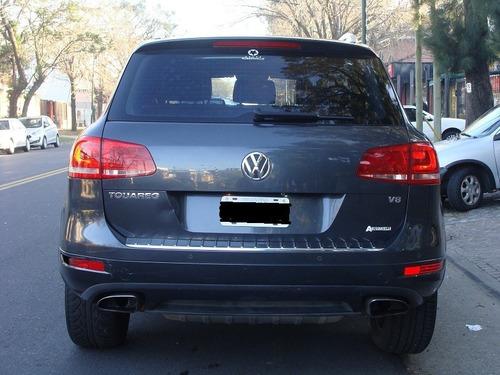 volkswagen toaureg premiun 4.2 fsi v8 de 350cv 2012