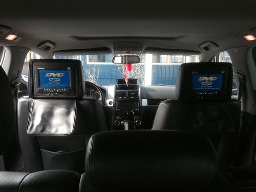 volkswagen touareg 2006 - acepto permuta por journey