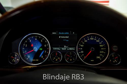 volkswagen touareg 2009 4.2 v8 premium taraborelli