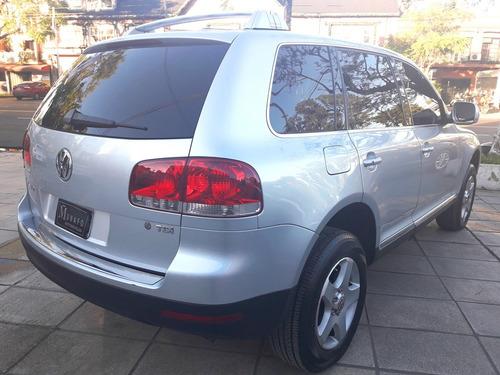 volkswagen touareg 2.5 tdi r5 premiun 2007
