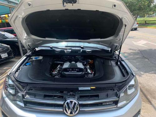 volkswagen touareg 3.0 hibrido v6 t y 24 volt at 2013