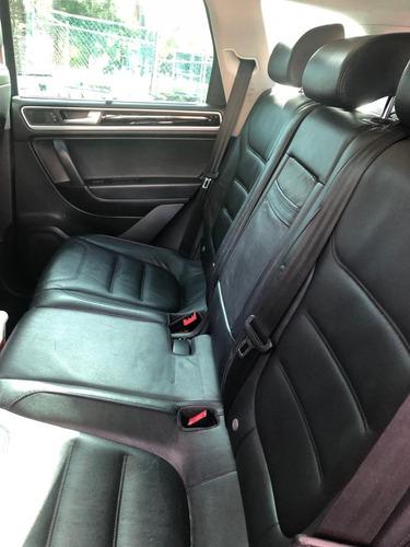 volkswagen touareg 3.0 v6 tipt tdi climatronic 4x4 at