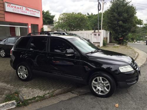 volkswagen touareg 3.2 v6 blindado 06/07 r$ 39.999,99