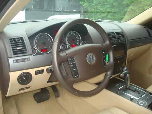 volkswagen touareg 3.6 v6 fsi 5p ano 2010/10