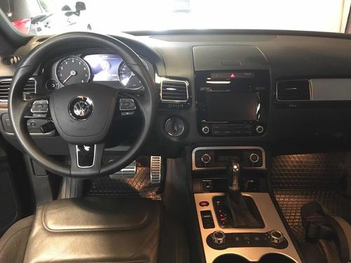 volkswagen touareg 3.6 v6 fsi elegance 2013