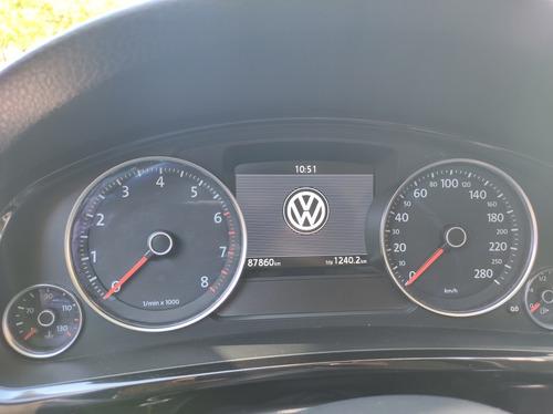 volkswagen touareg 3.6 v6 fsi life 2012