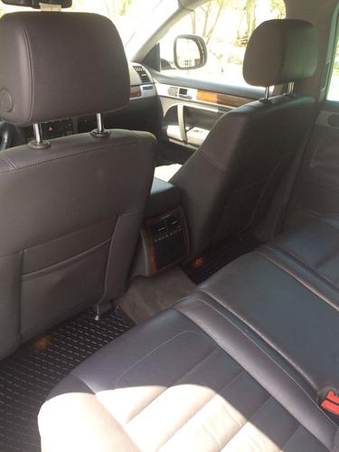 volkswagen touareg 3.6 v6 tipt climat premium 4x4 at