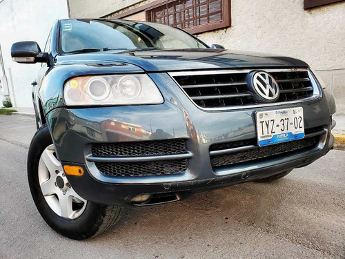 volkswagen touareg 3.6 v6 tiptronic climat cd 4x4 at 2005