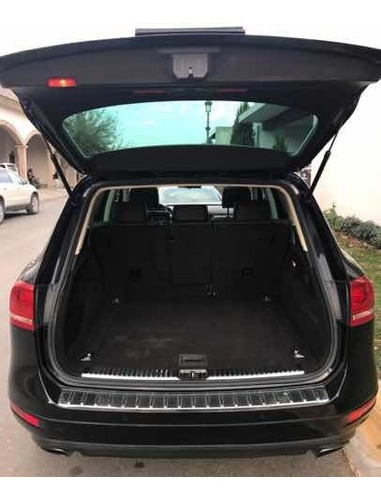 volkswagen touareg 3.6 v6 tiptronic climatronic 4x4 at 2012