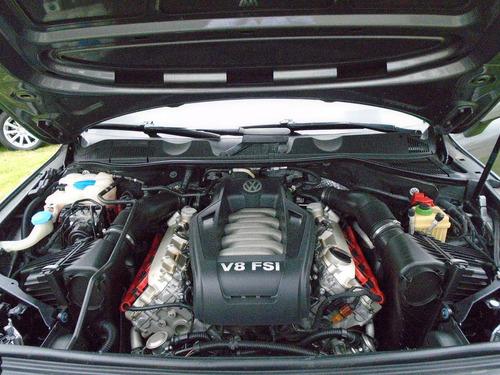 volkswagen touareg 4.2 v8 a-v8 paq multimedia at